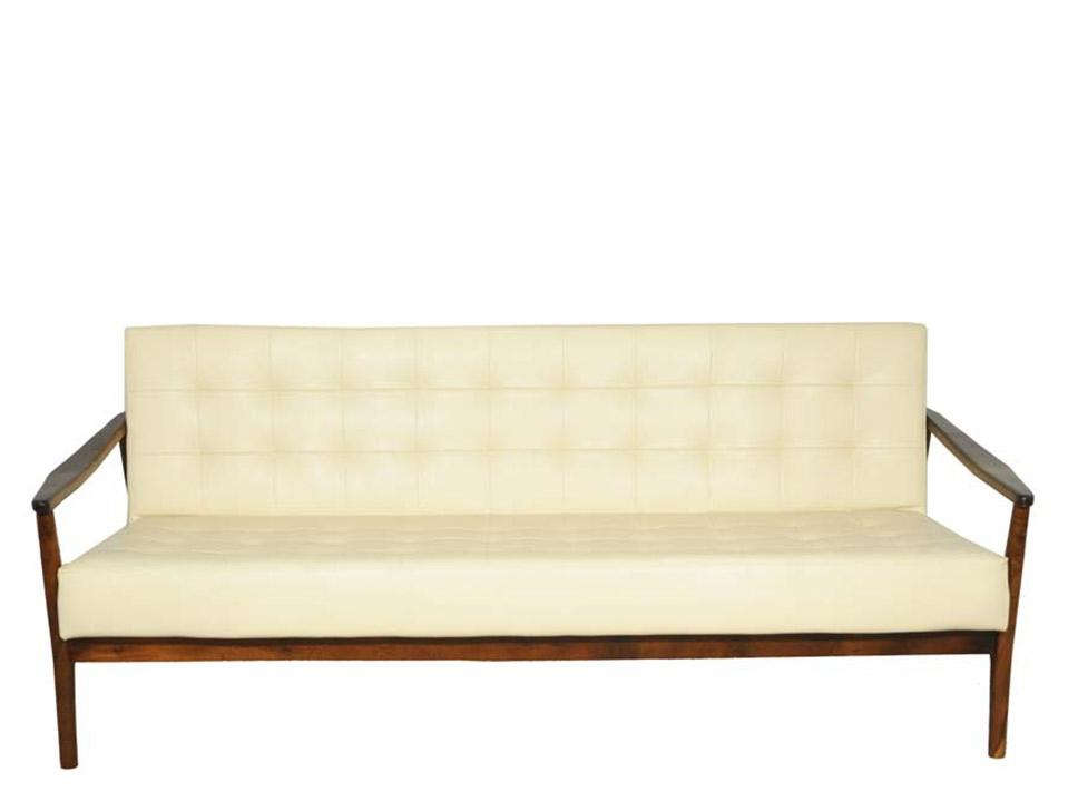 Sofa Vintage Couro