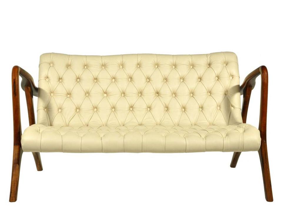 Sofa Vladimir Kagan Branco