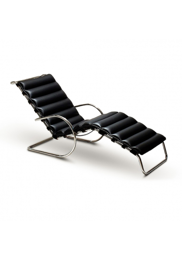 Chaise MR do Designer Mies Van Der Rohe