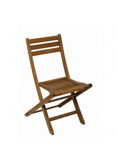 Cadeira Dobrável Mestra Ipanema Madeira Maciça Mestra Móveis Linha Madeira