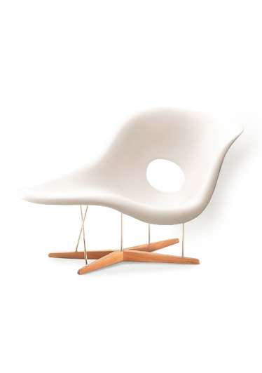 Chaise La Chaise dos Designers Charles & Ray Eames