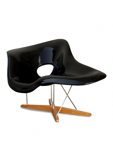 Chaise La Chaise dos Designers Charles & Ray Eames 2