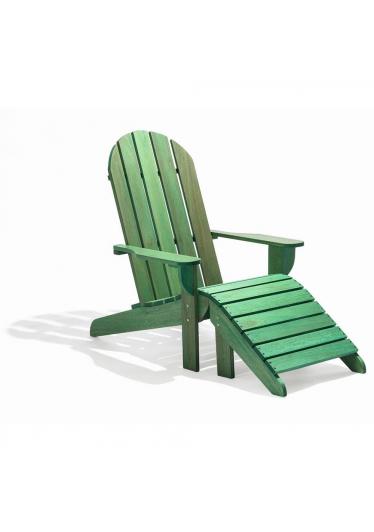 Cadeira Adirondack com Peseira Madeira Maciça Mestra Móveis Linha Michigan