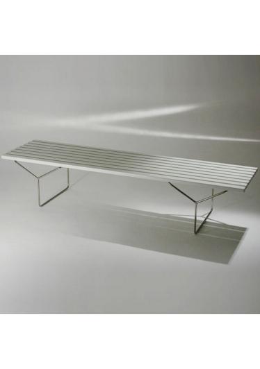 Banco Bertoia Inox Design by Harry Bertoia