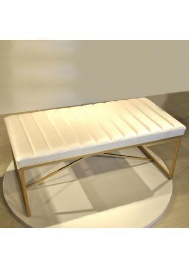 Banco Industrial Gomada Base Metal Tremarin Design by Studio Marko20