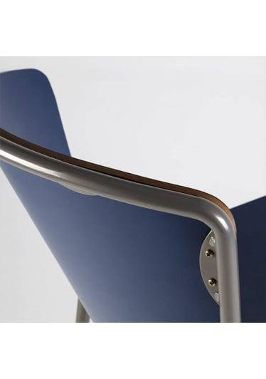 Banqueta Angel II Estrutura em Aço Artesian Design by Fetiche Design Studio