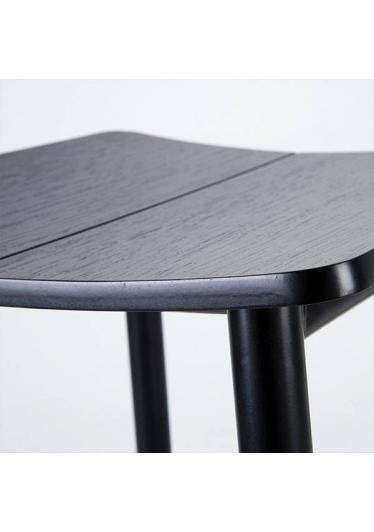 Banqueta Asa II Estrutura em Aço Carbono Design by Studio Artesian