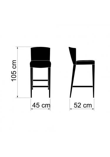 Banqueta Curve