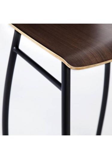Banqueta F2 Estrutura em Aço Design by Studio Artesian