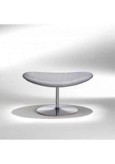 Banqueta Gondola Estrutura em Alumínio Studio Mais Design by Pierre Paulin