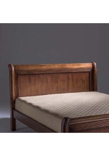 Cabeceira de Cama Estefani Madeira Maciça Design Clássico Avi Móveis