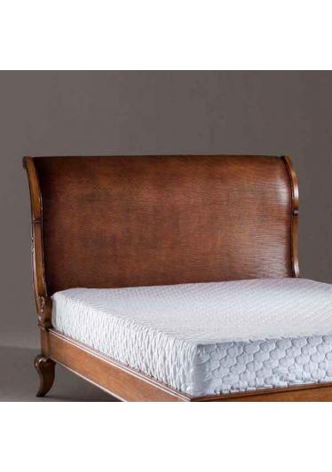 Cabeceira de Cama Hillux Madeira Maciça Design Clássico Avi Móveis