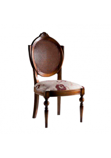 Cadeira Amistad Madeira Maciça Design Clássico Avi Móveis