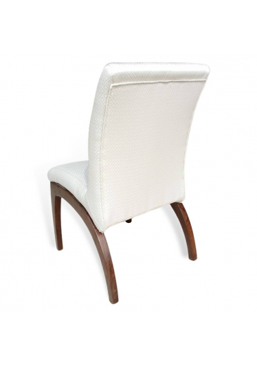 Cadeira Anos 50 em Madeira Maciça Personalizada