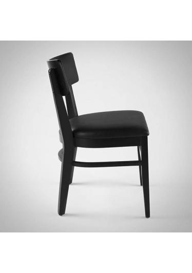 Cadeira Belair Encosto I Estrutura Madeira Maciça Artesian Design by Fetiche Design Studio