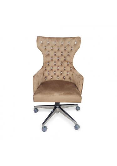 Cadeira Bergere Giratoria