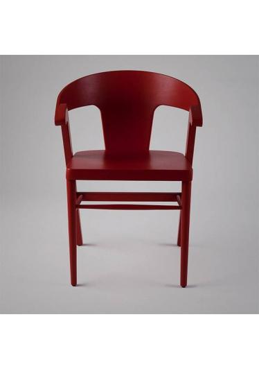 Cadeira Brooklyn Estrutura Madeira Maciça Artesian Design by Fetiche Design Studio