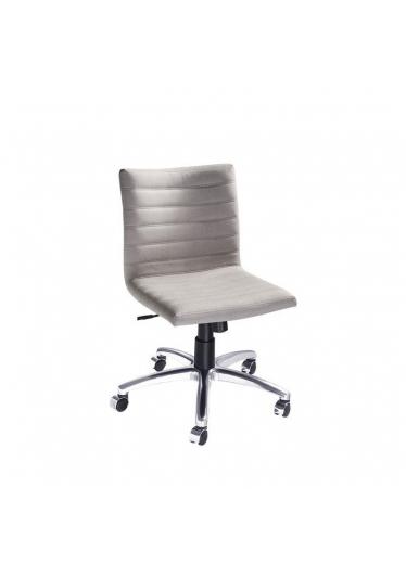 Cadeira Giratória Carolina Gomada Escritório Base Alumínio Star Mobile