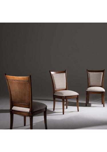 Cadeira Victory Madeira Maciça Design Clássico Avi Móveis