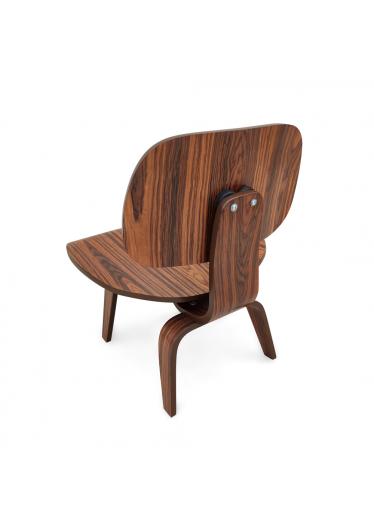 Cadeira Eames DCW do Designer Charles Eames em Compensado Moldado Freijo