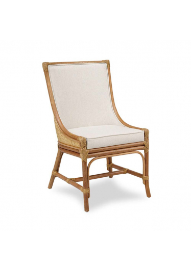 Cadeira El Camino Palha de Rattan Junco Envelhecido Estrutura Apuí Eco Friendly Design Scaburi