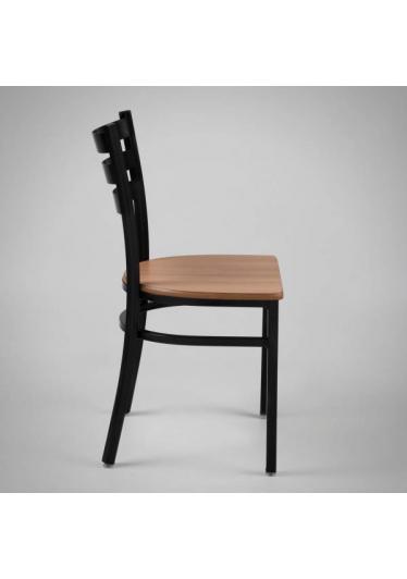 Cadeira Euro Estrutura em Aço Carbono Design by Studio Artesian