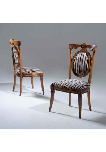 Cadeira Fênix Madeira Maciça Design Clássico Avi Móveis