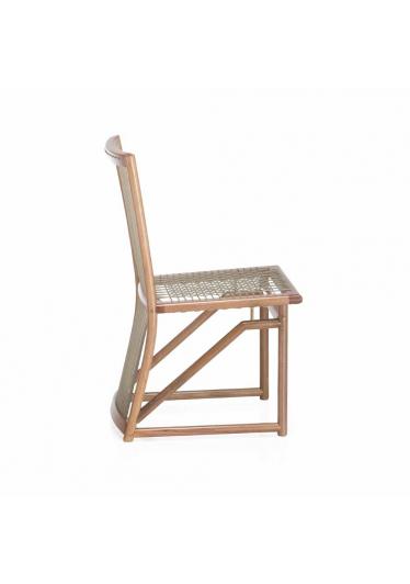 Cadeira Izzi Corda Náutica Design by Studio Ozki