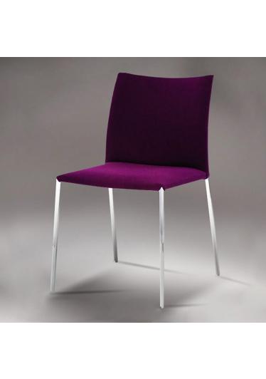 Cadeira Lia Estrutura em Alumínio Fundido Design by Studio Clássica