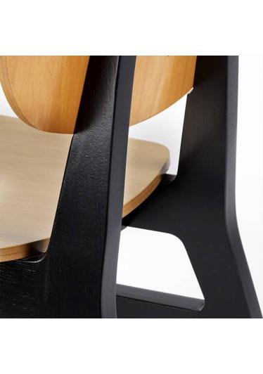 Cadeira Lisboa Estrutura Madeira Maciça Design by Studio Artesian
