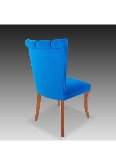 Cadeira Lurdes Gomada Base Madeira Maciça Jequitibá Tremarin Design by Studio Marko20