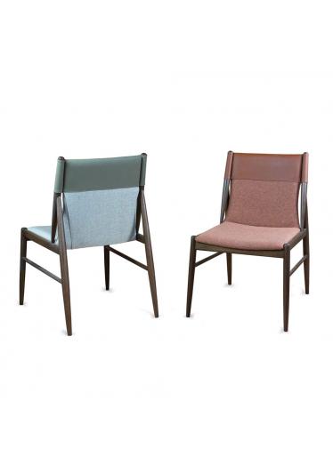 Cadeira Merlot Estilo Minimalista Destack Móveis Design by Studio Mooringa