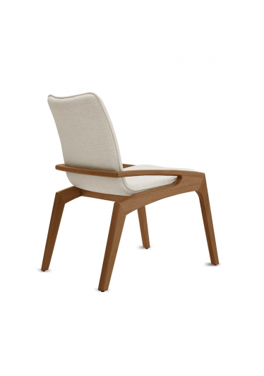 Cadeira Midi Estilo Minimalista Destack Móveis Design by Ibanez Razzera