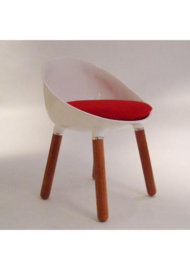 Cadeira Simbiose - Nó Design