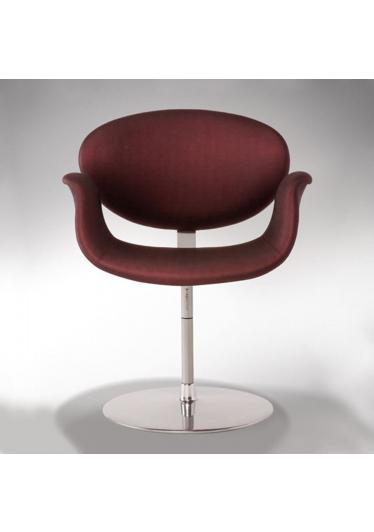 Cadeira Giratória Tulipa Disco Studio Clássica Design by Pierre Paulin