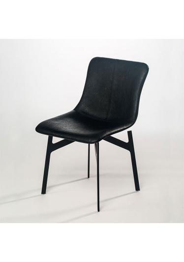Cadeira Veck - Base Alu Pintada - André Cruz
