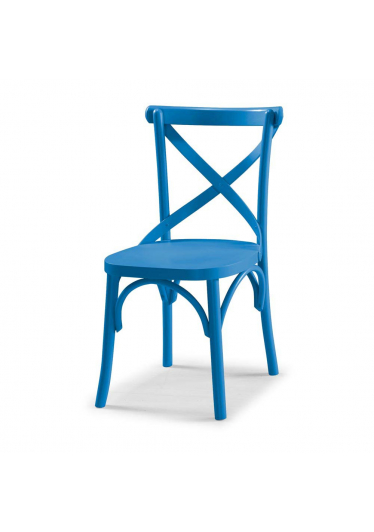Cadeira X Madeira Maciça Máxima Móveis