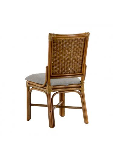 Cadeira Belliner - Tecido Cinza