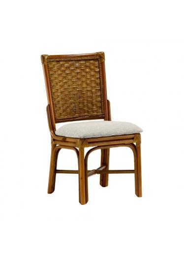 Cadeira Belliner - Tecido Palha