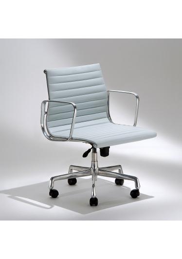Cadeira EA117 Base Giratória em Alumínio Studio Mais Design by Charles e Ray Eames