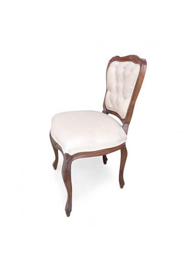 Cadeira Francesa Madeira Macica