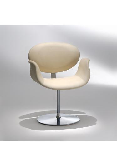 Cadeira Tulipa Base Giratória em Alumínio Studio Mais Design by Pierre Paulin