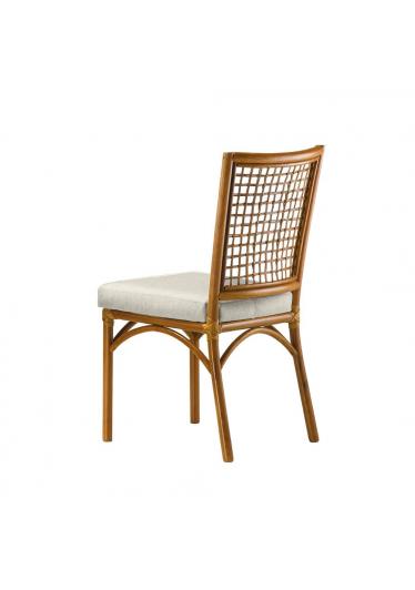Cadeira Turati - Tecido Palha