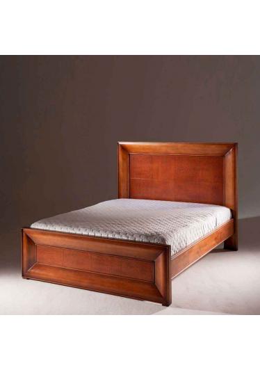 Cama Perla Madeira Maciça Design Clássico Avi Móveis