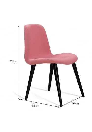 Cadeira de Jantar Eames Palito