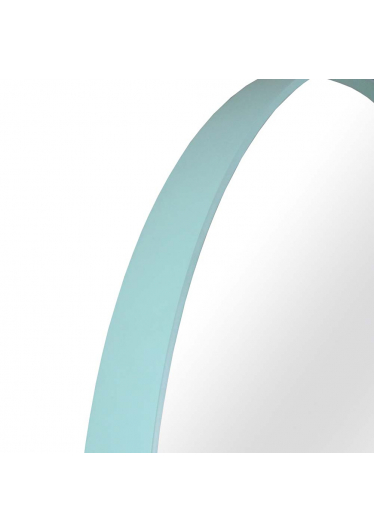 Espelho Brittany Moldura em MDF Pintado em Laca Fosca Design Industrial e Minimalista