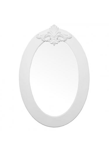 Espelho Lavanda Oval vertical Kleiner Schein