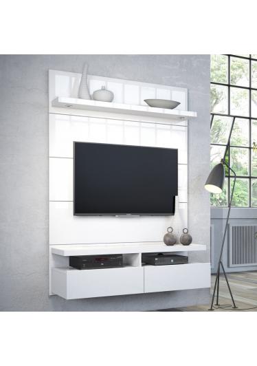 Painel para TV Horizon com Gavetas
