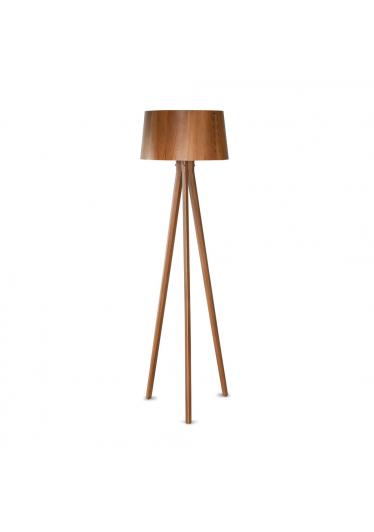 Luminária Wood Estilo Minimalista Destack Móveis Design by Ibanez Razzera