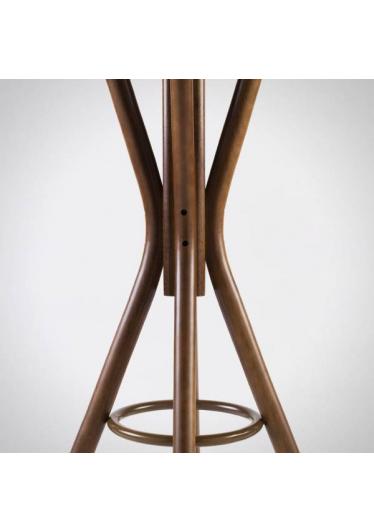 Mesa Alta Carpenter Bistrô Estrutura Madeira Maciça Design by Studio Artesian
